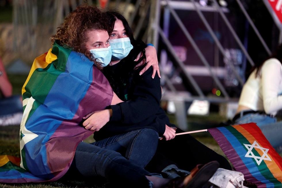 تظاهرة مؤيدة لمثليي الجنس في إسرائيل