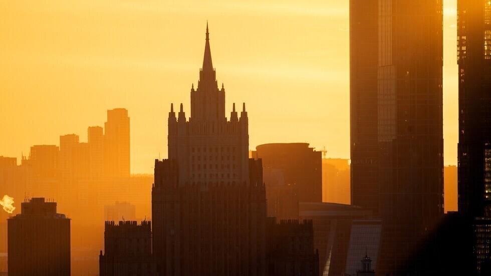 محادثات روسية إثيوبية حول قضية سد النهضة