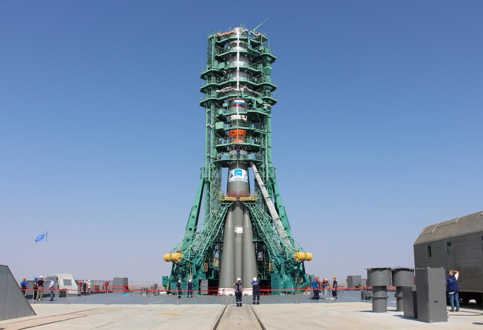 تأجيل إطلاق الصاروخ الحامل