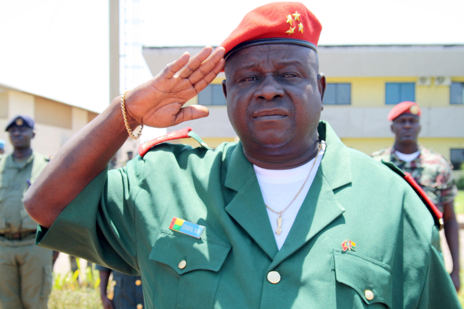 الولايات المتحدة تعلن مكافأة قدرها 5 ملايين دولار مقابل معلومات عن قائد عسكري إفريقي سابق