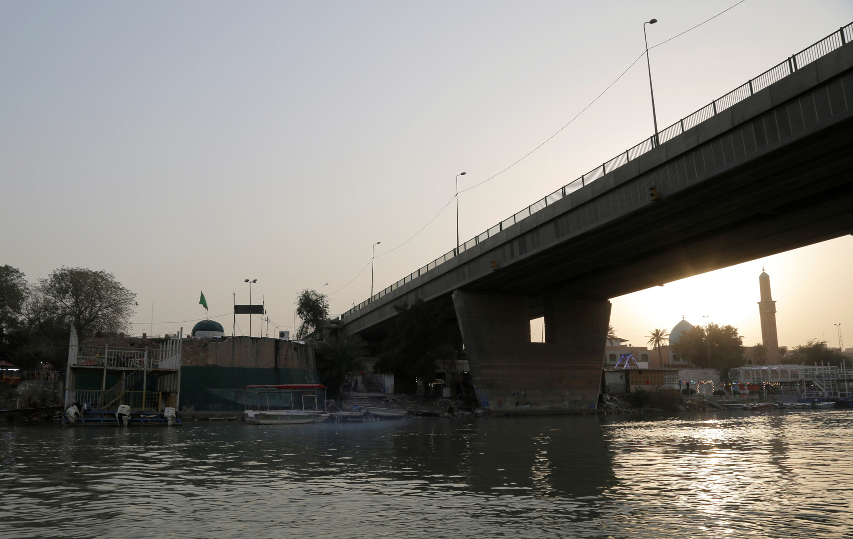 العراق يتخذ إجراءات لمعالجة شح المياه في النهروان وديالى