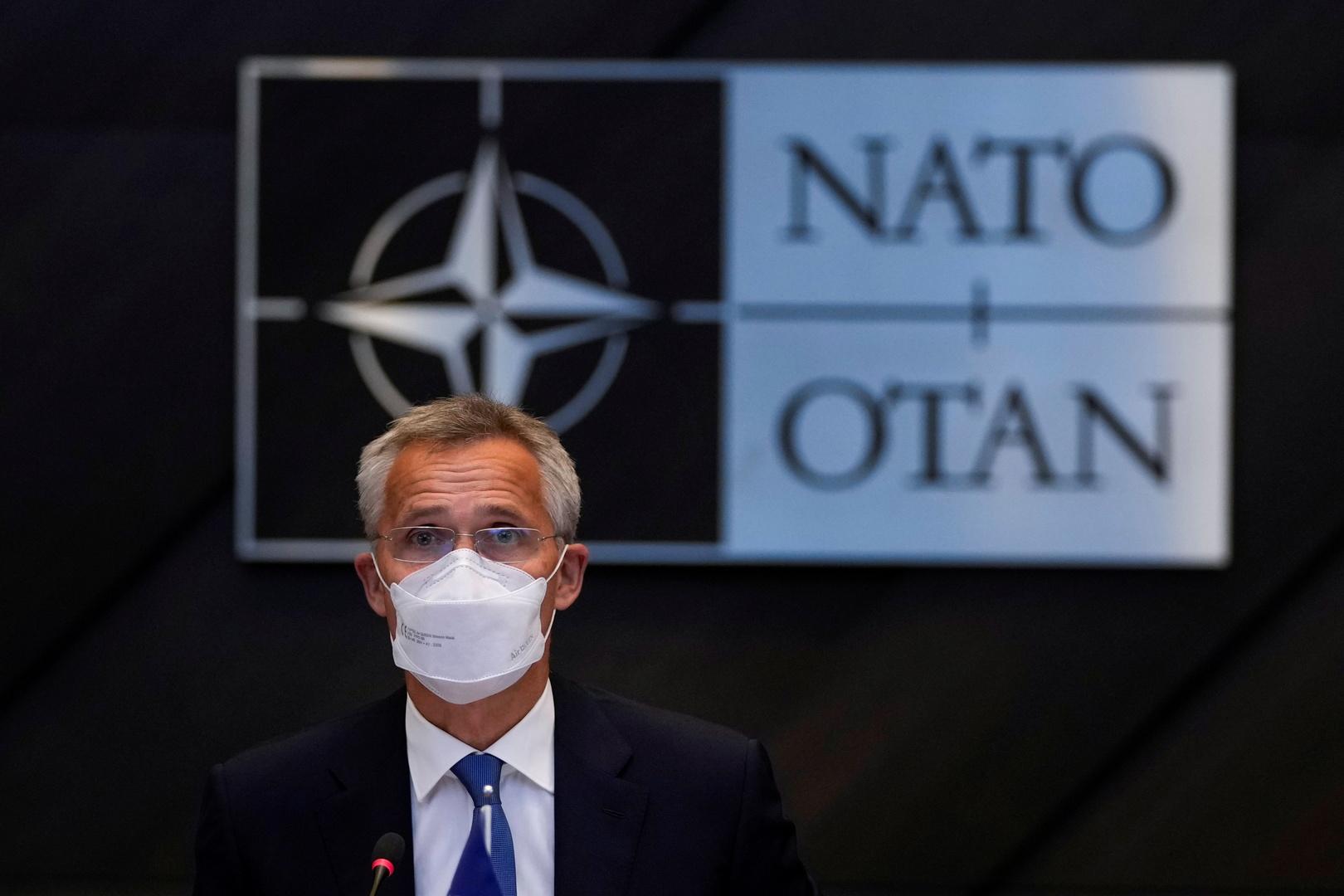 الأمين العام للناتو، ينس ستولتنبرغ.