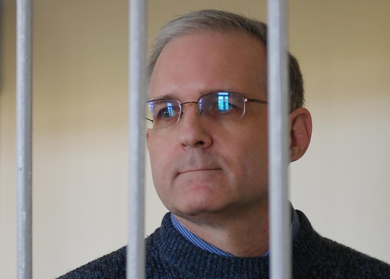 المواطن الأمريكي، بول ويلان، المسجون في روسيا بعد إدانته بالتجسس.
