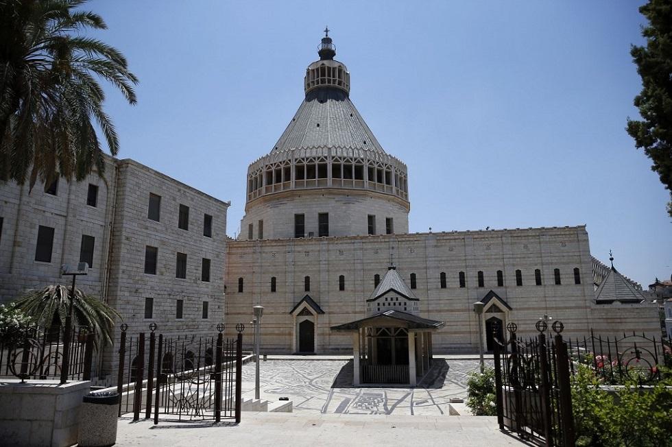 كنيسة في الجليل