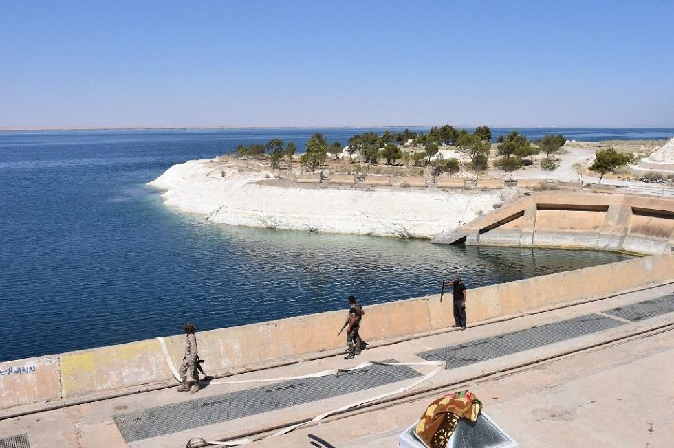 مخزونات المياه في سوريا -صورة تعبيرية-