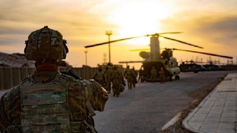 التحالف الدولي بقيادة الولايات المتحدة يسقط طائرة مسيرة شرقي سوريا