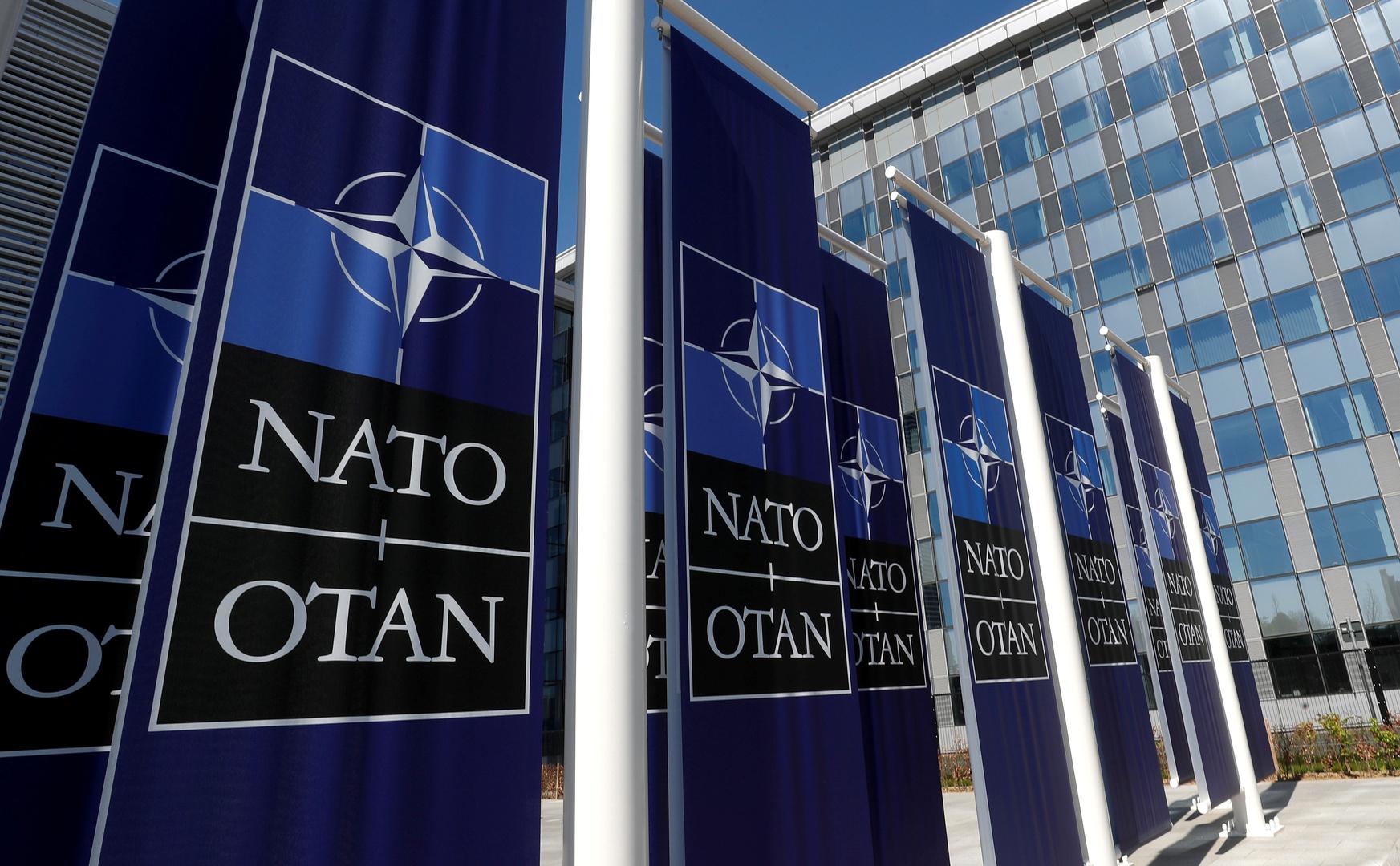 مقر الناتو في بروكسل