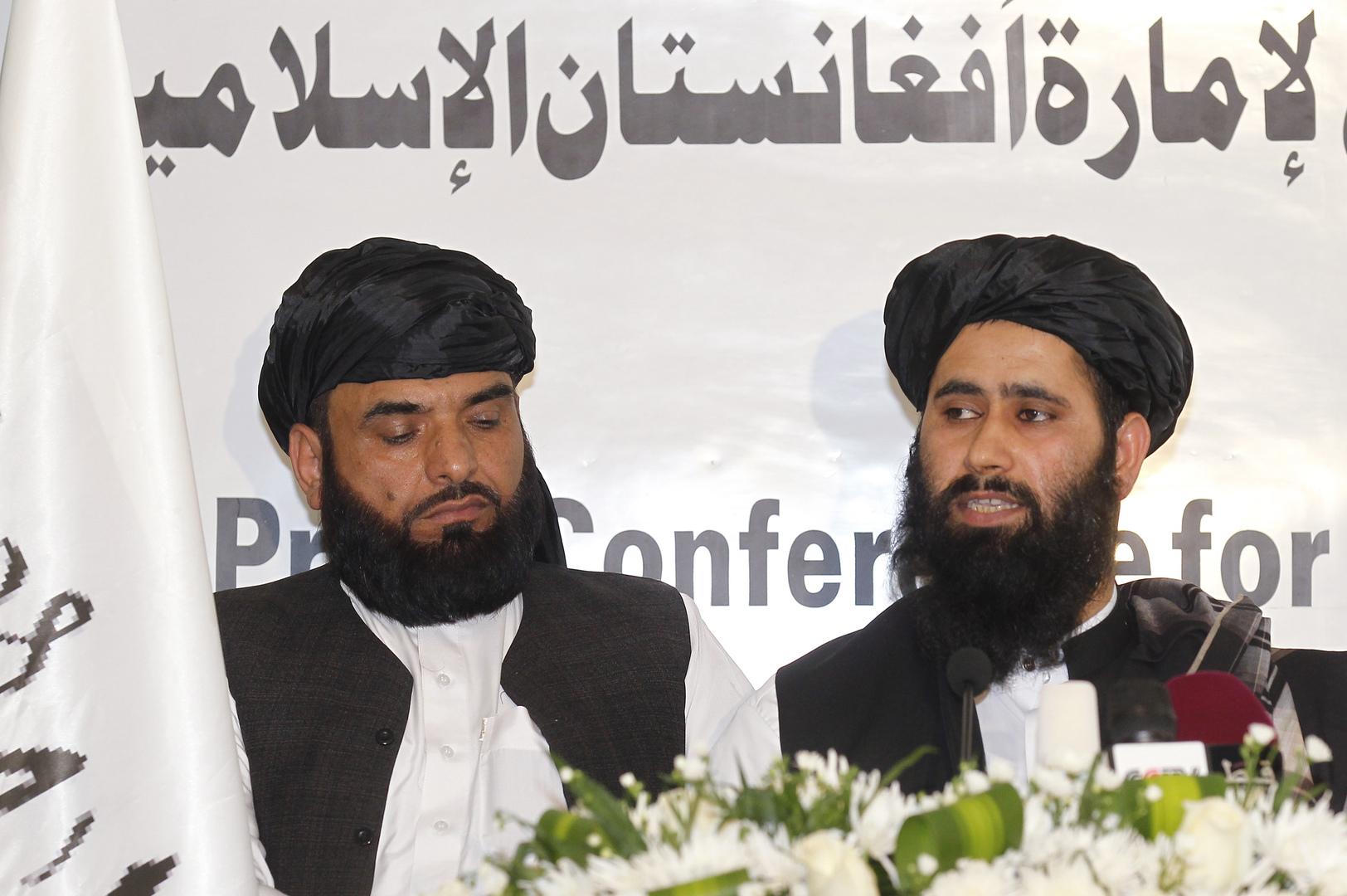 طالبان: تنظيم