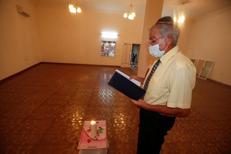 الجالية اليهودية في البحرين