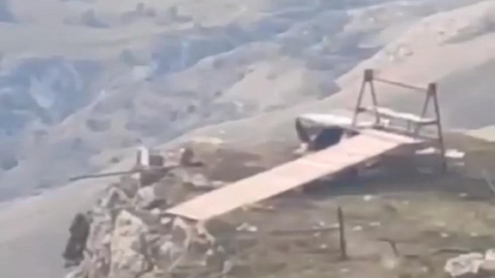 سقوط من شاهق.. مشرف فني على أحد خطوط التزلج على الحبال يلقى حتفه في داغستان الروسية