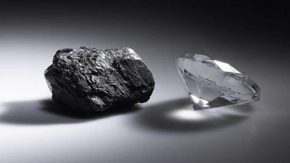 دراسة: بعض أنواع الماس النادرة تتكون من بقايا مخلوقات كانت حية يوما ما!