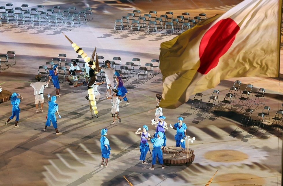حفل افتتاح دورة الألعاب البارالمبية