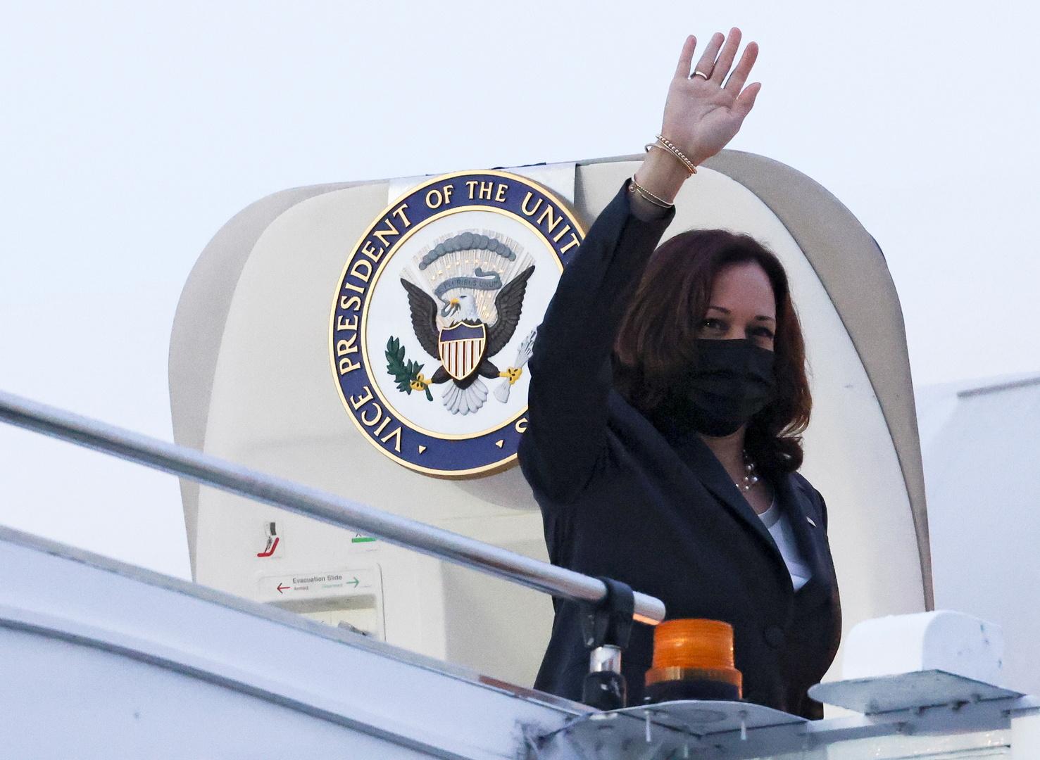 متلازمة هافانا تؤخر هاريس عن رحلتها إلى فيتنام قرابة 3 ساعات