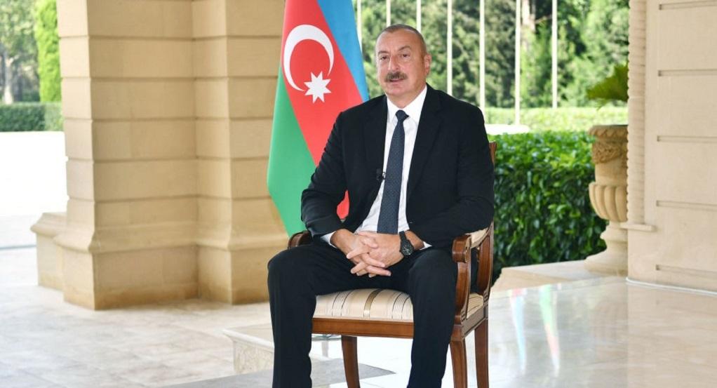 علييف: أذربيجان نفذت بنفسها قرارات مجلس الأمن الدولي واستعادت وحدة أراضيها