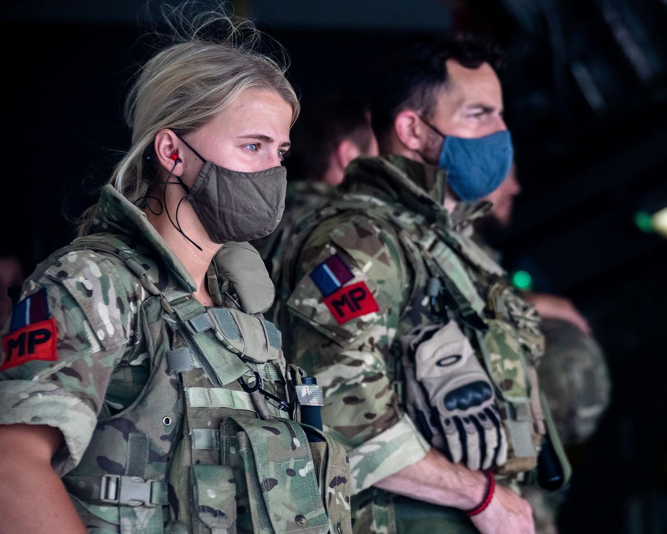 مصادر: إتمام الانسحاب البريطاني من أفغانستان خلال 24 إلى 36 ساعة