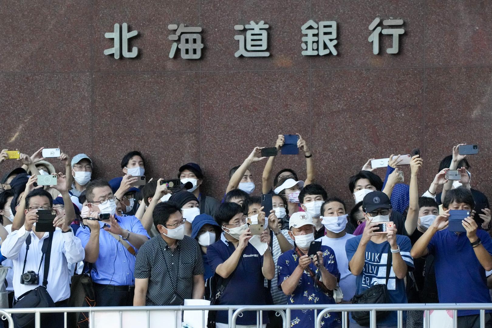 اليابان توسع حالة الطوارئ بسبب كورونا لتشمل 8 محافظات أخرى