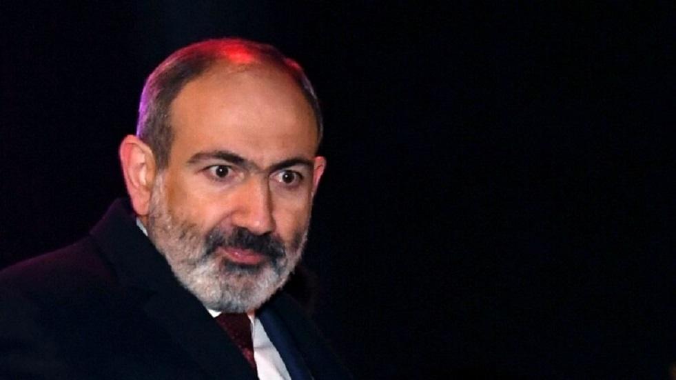 باشينيان: أذربيجان قطعت طريق