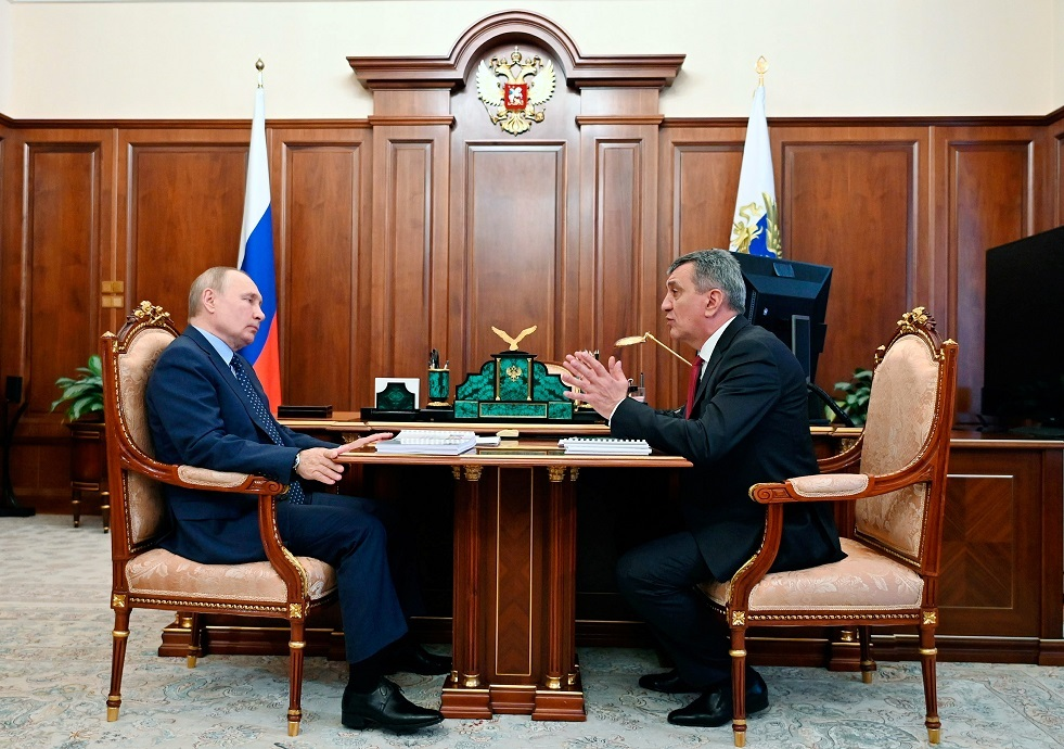 بوتين يوافق على فكرة إنشاء متحف في بيسلان