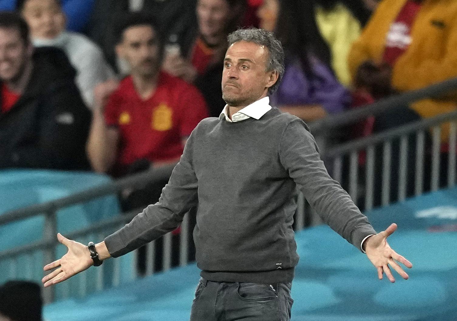 استبعاد لاعبي ريال مدريد من تشكيلة إسبانيا