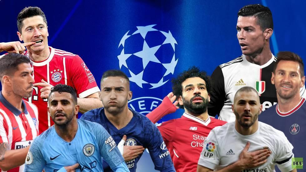 نتيجة قرعة دوري الأبطال.. وجوائز الاتحاد الأوروبي لكرة القدم