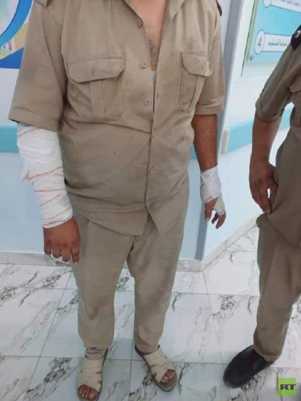 ليبيا.. مقتل شرطي وإصابة آخرين بهجوم مسلح غربي البلاد (صورة)