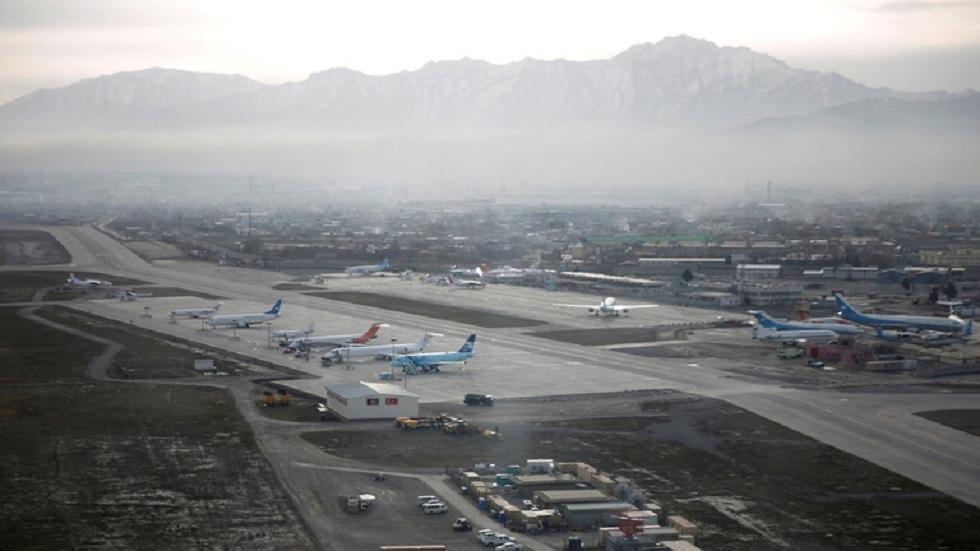 مطار حامد كرازي في العاصمة الأفغانية كابل - أرشيف