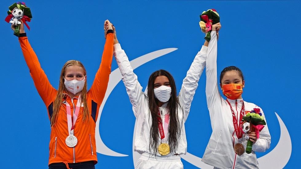 حصيلة ميداليات اليوم الثاني للألعاب البارالمبية
