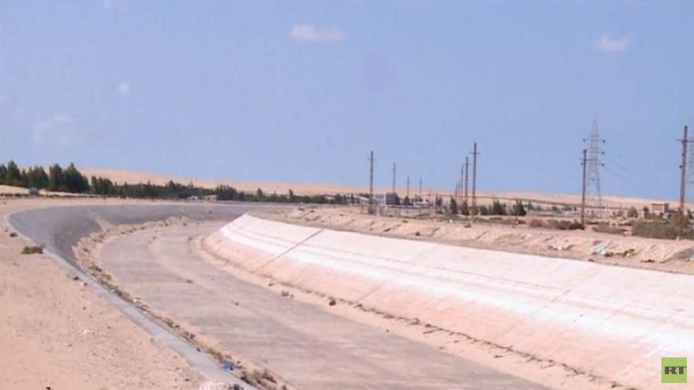 إنشاء محطات تحلية مياه البحر في مصر