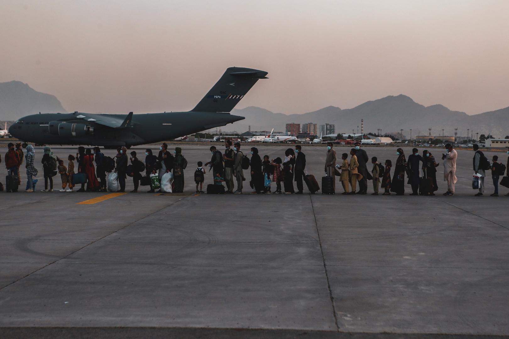 البيت الأبيض: إجلاء 12.5 ألف شخص من كابل خلال اليوم الأخير والعدد الإجمالي يتخطى الـ100 ألف