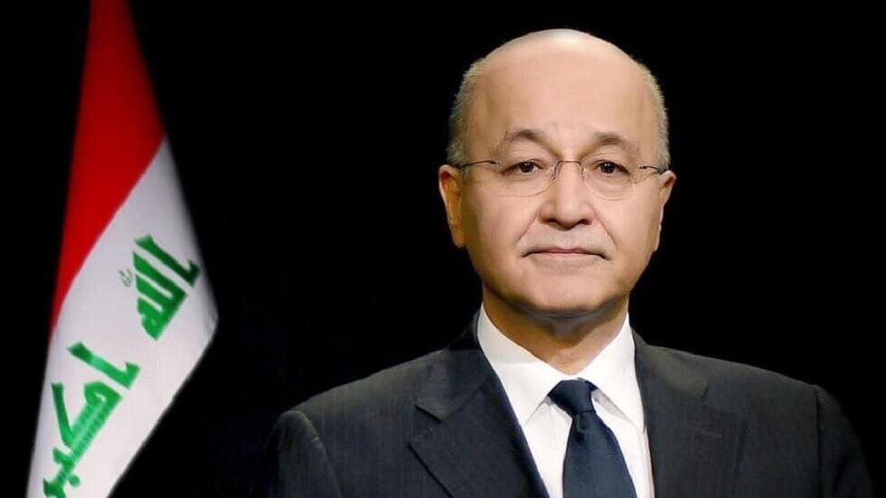 الرئيس العراقي: لا علاقة بين