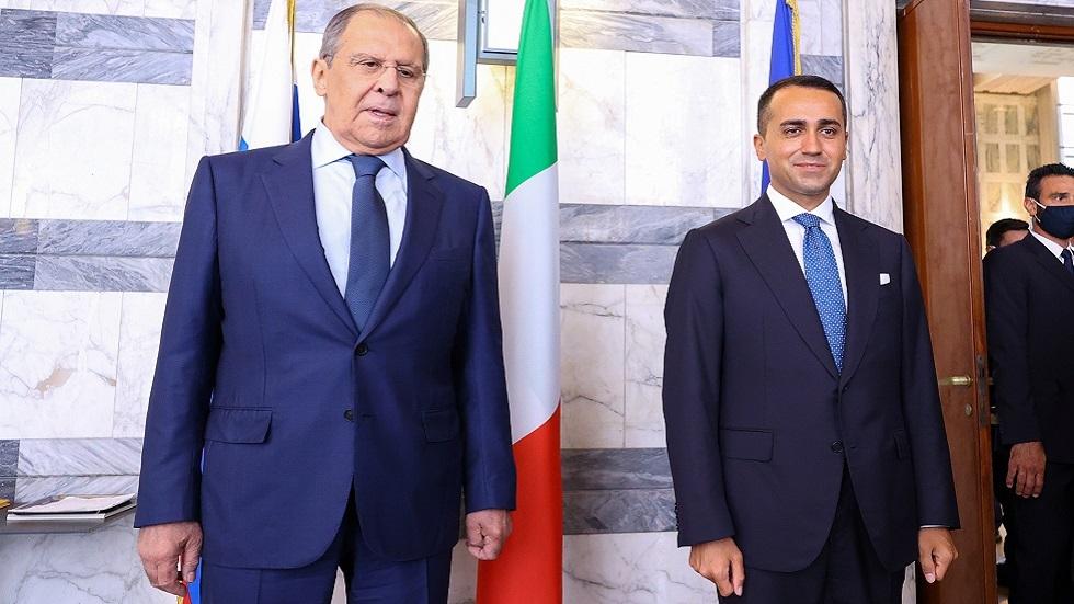 دي مايو: روسيا شريك أساسي في معالجة أزمة أفغانستان