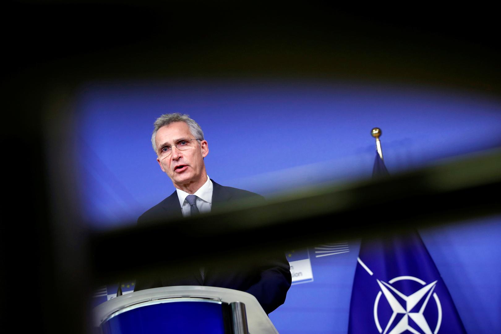 ستولتنبرغ: قرار التدخل في أفغانستان كان صحيحا وعلى الناتو أن يستعد لاستخدام القوة مجددا