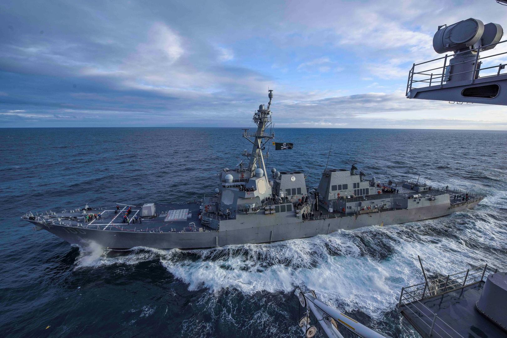 تحركات أمريكية جديدة في مضيق تايوان بعد تدريبات هجومية صينية