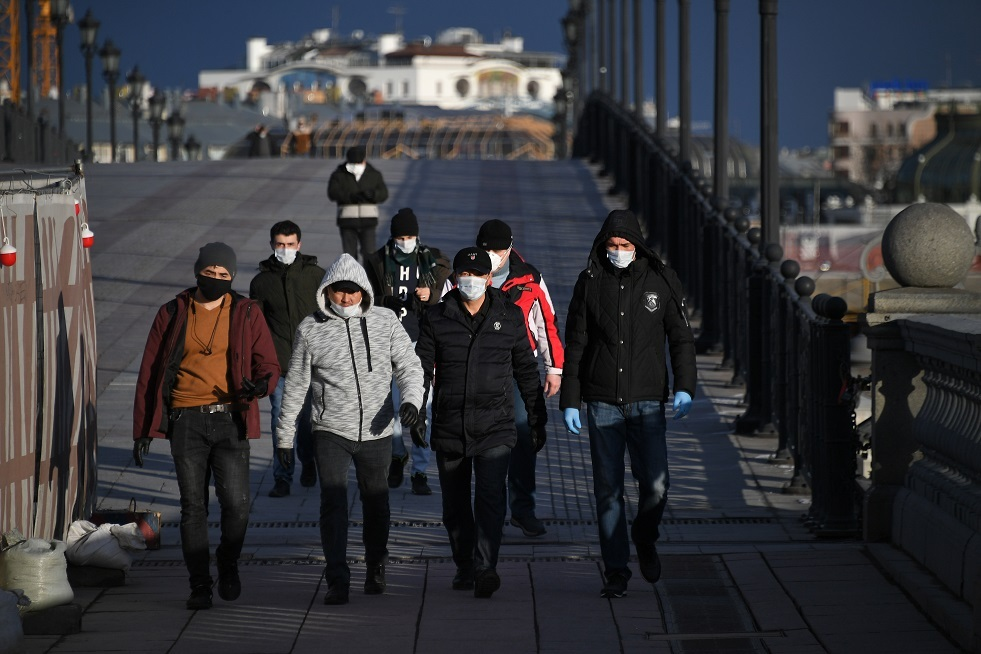 عمدة موسكو: ترحيل حوالي 200 مهاجر من بلدان رابطة الدول المستقلة