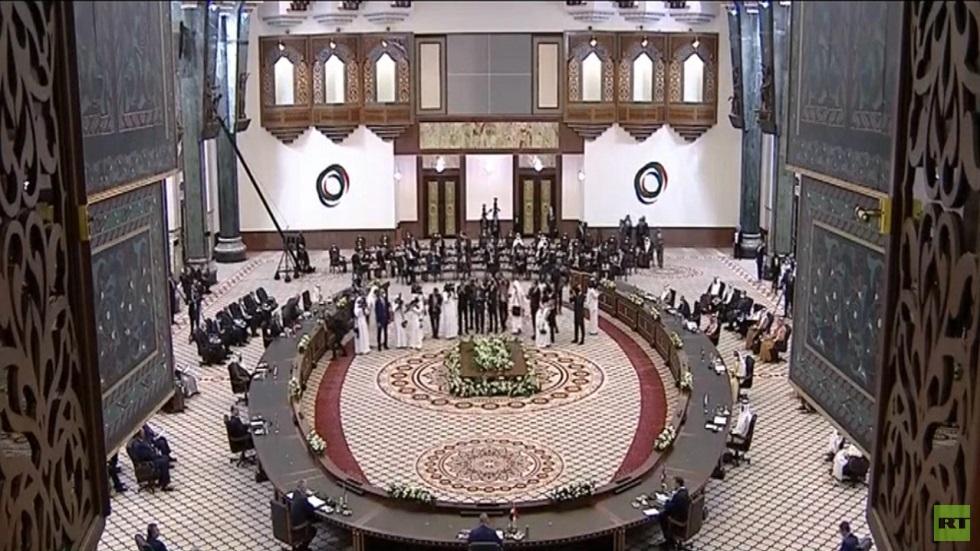 مؤتمر بغداد يدعو لعدم التدخل بشؤون الدول