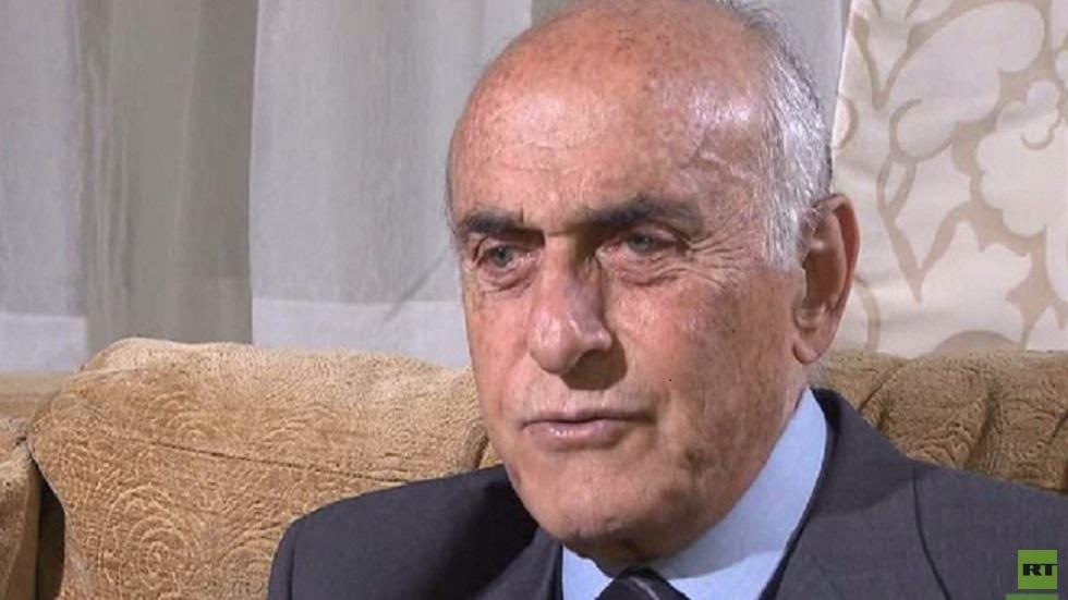 رجل الأعمال الفلسطيني منيب المصري