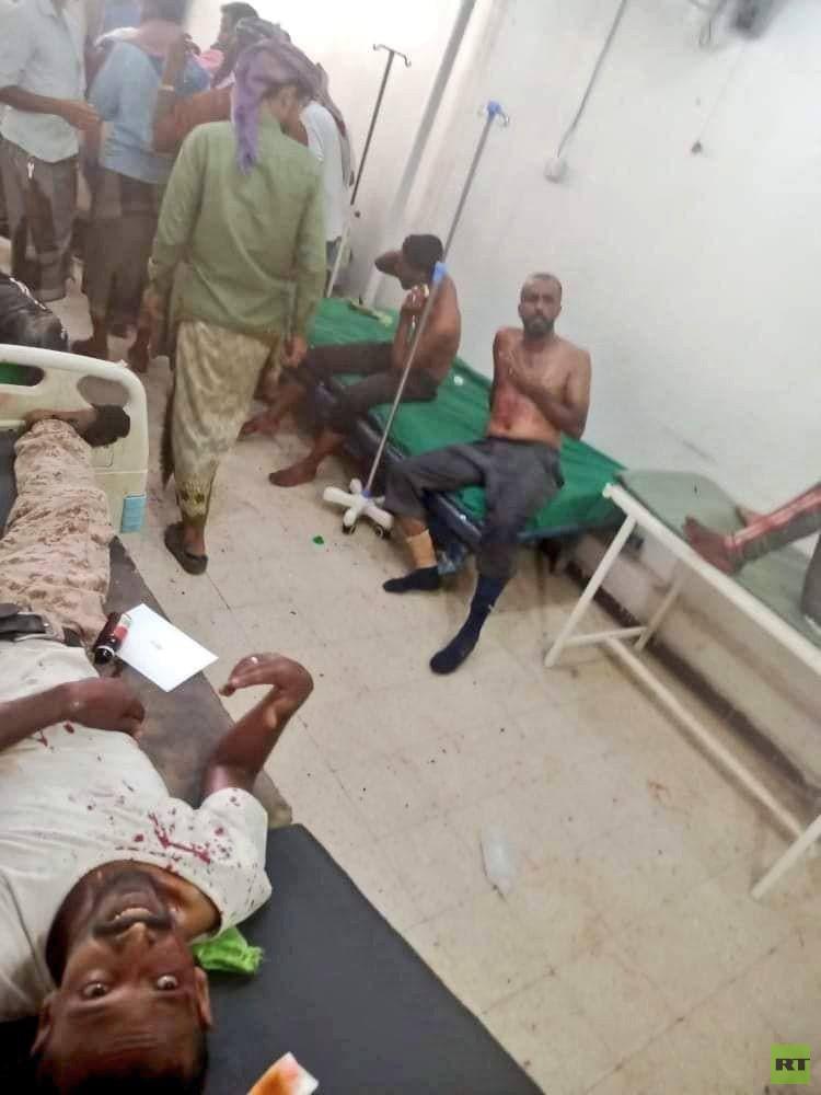 مراسلنا: مقتل 40 وجرح العشرات بهجوم على قاعدة العند العسكرية جنوب اليمن