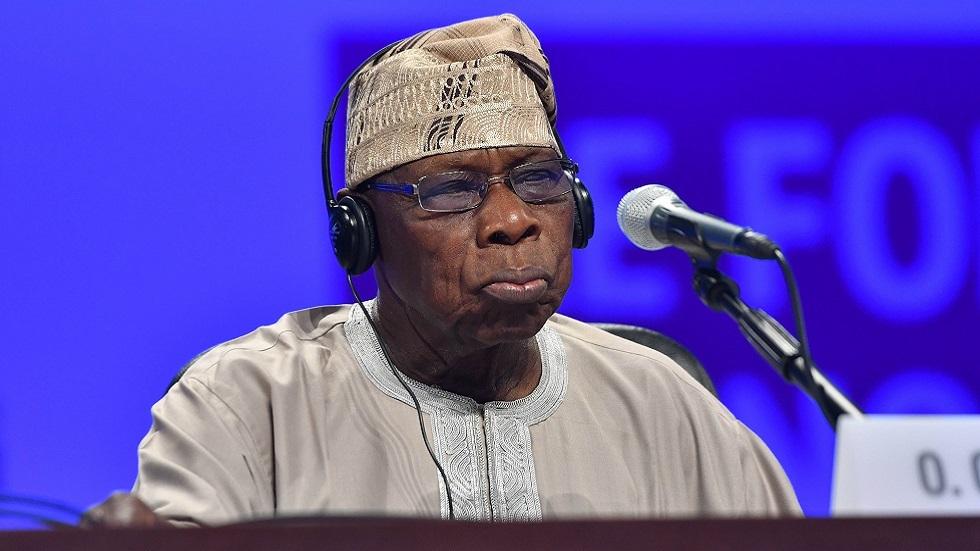 الرئيس النيجيري الأسبق أولوسيغون أوباسانجو