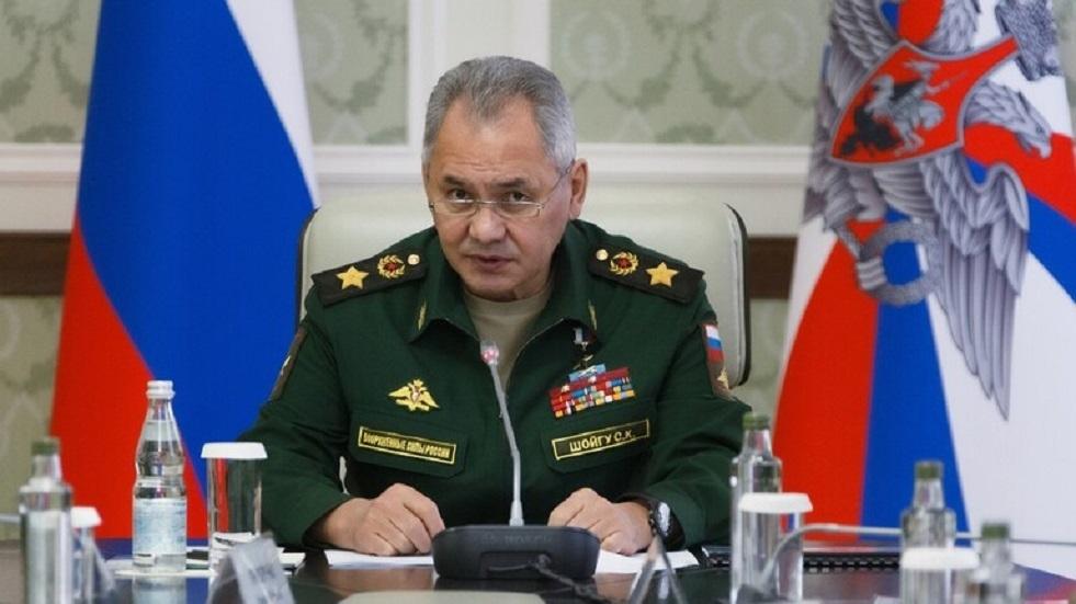 شويغو يكشف سر نجاح روسيا في سوريا