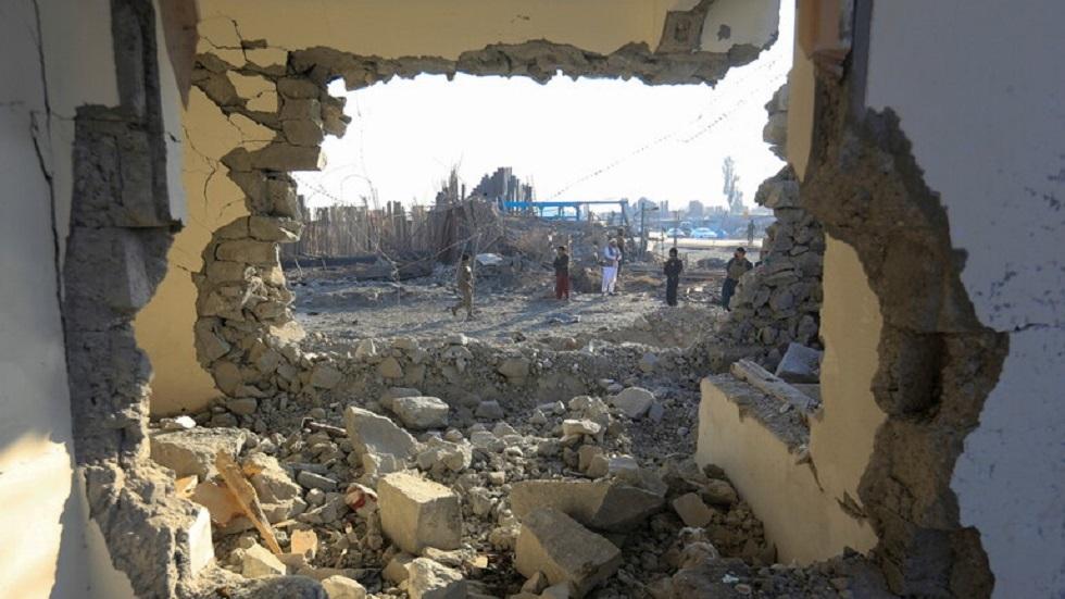 الوضع في أفغانستان
