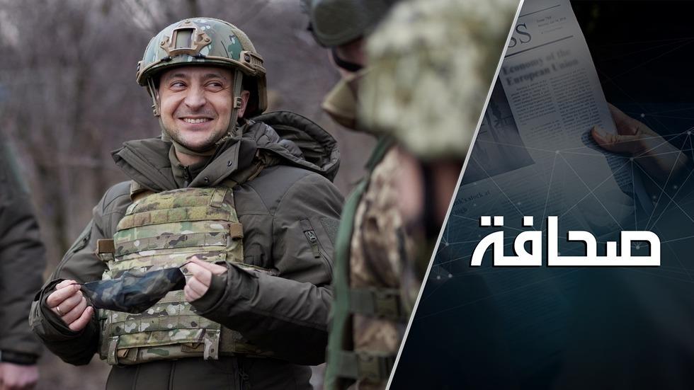 بعد أفغانستان، يدعون القوات الأمريكية إلى خاركوف وسومي