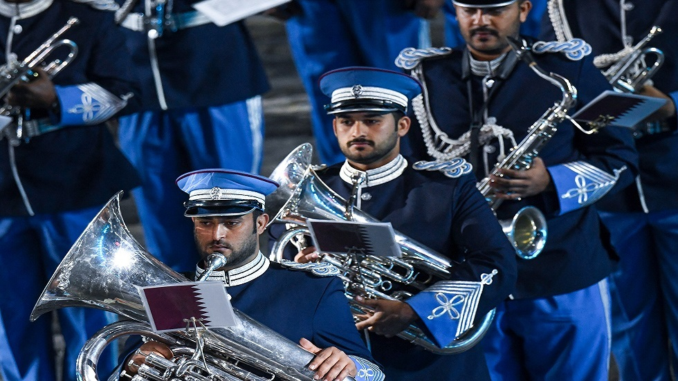 فرقة الشرطة القطرية
