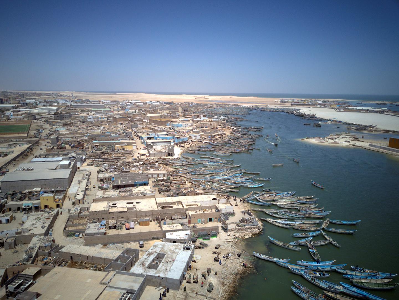 انهيار 20 منزلا بسبب العواصف في موريتانيا