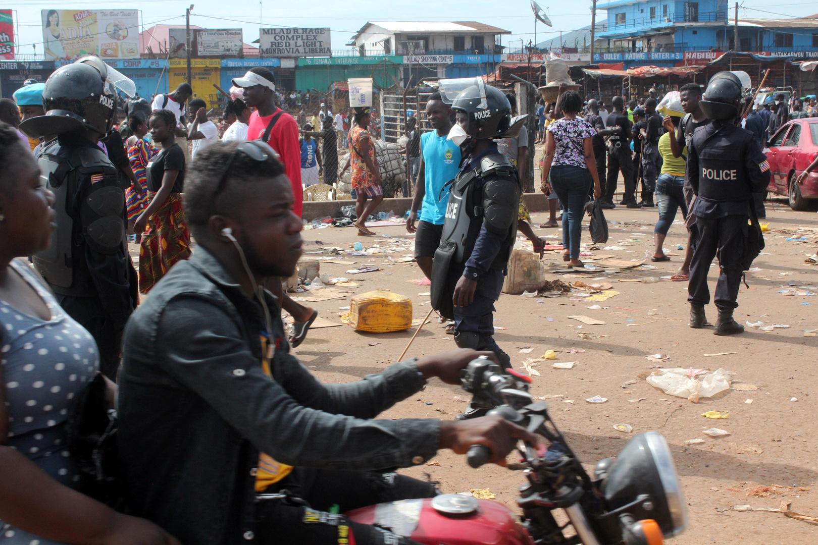 البابا فرانسيس يرسل مساعدات إلى ليبيريا لمواجهة كورونا