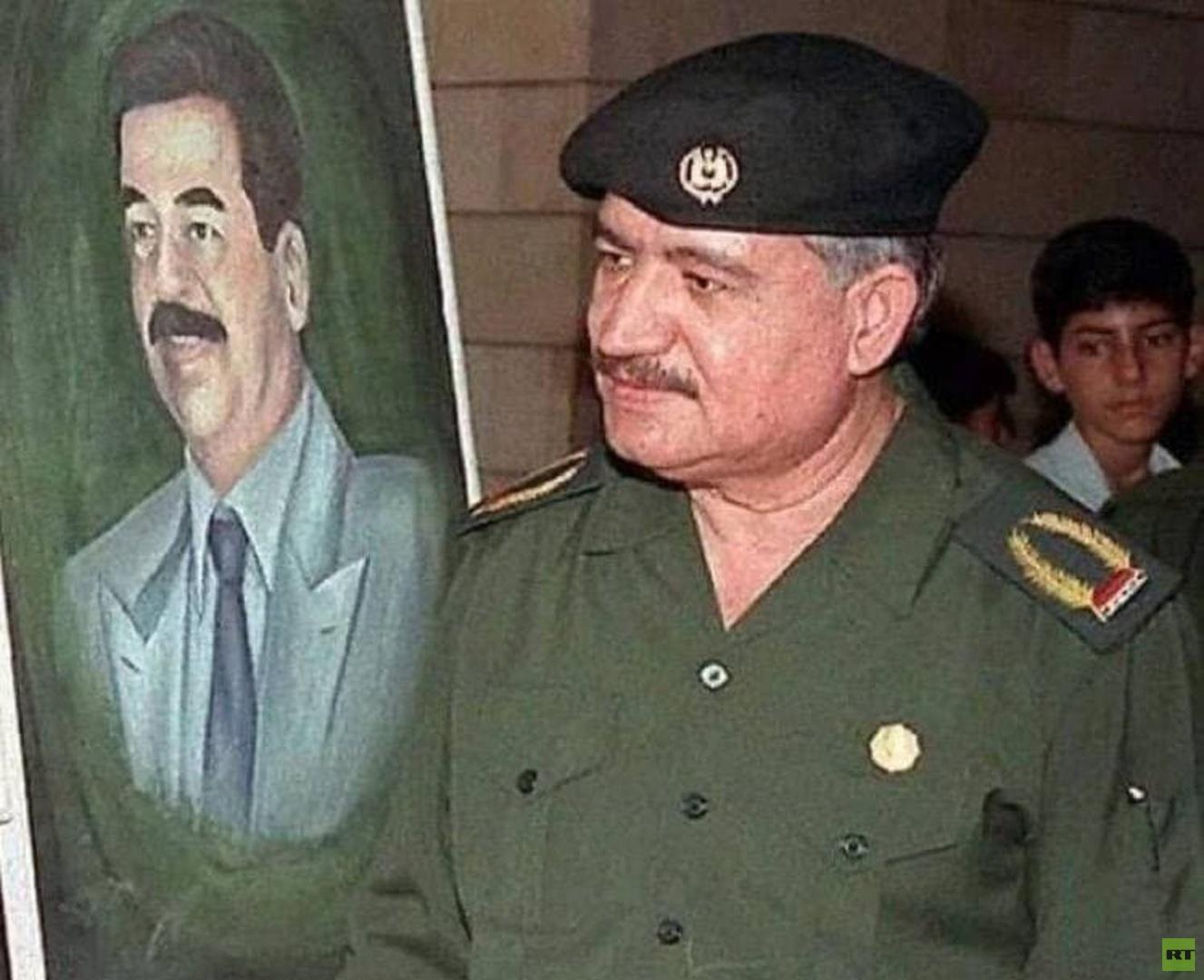 لطيف نصيف جاسم، وزير الإعلام في نظام صدام حسين
