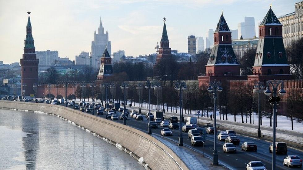 الكرملين في موسكو - أرشيف