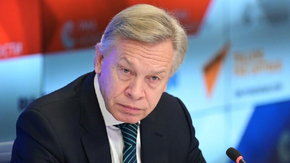 بوشكوف: الولايات المتحدة تعاني من