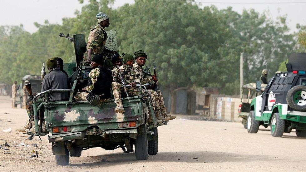 عناصر من القوات الأمنية النيجيرية (صورة أرشيفية)