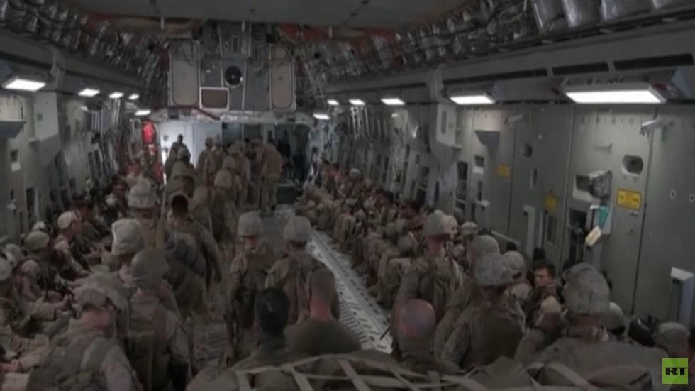 واشنطن تعلن إكمال سحب جنودها من أفغانستان
