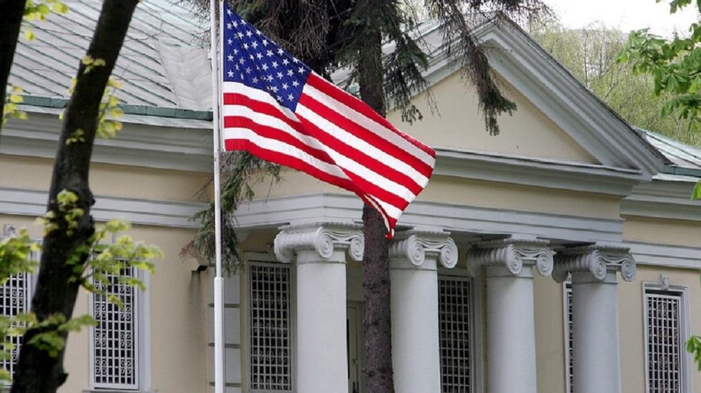 السفارة الأمريكية في بيلاروس تعلن تخفيض عدد موظفي البعثة الدبلوماسية